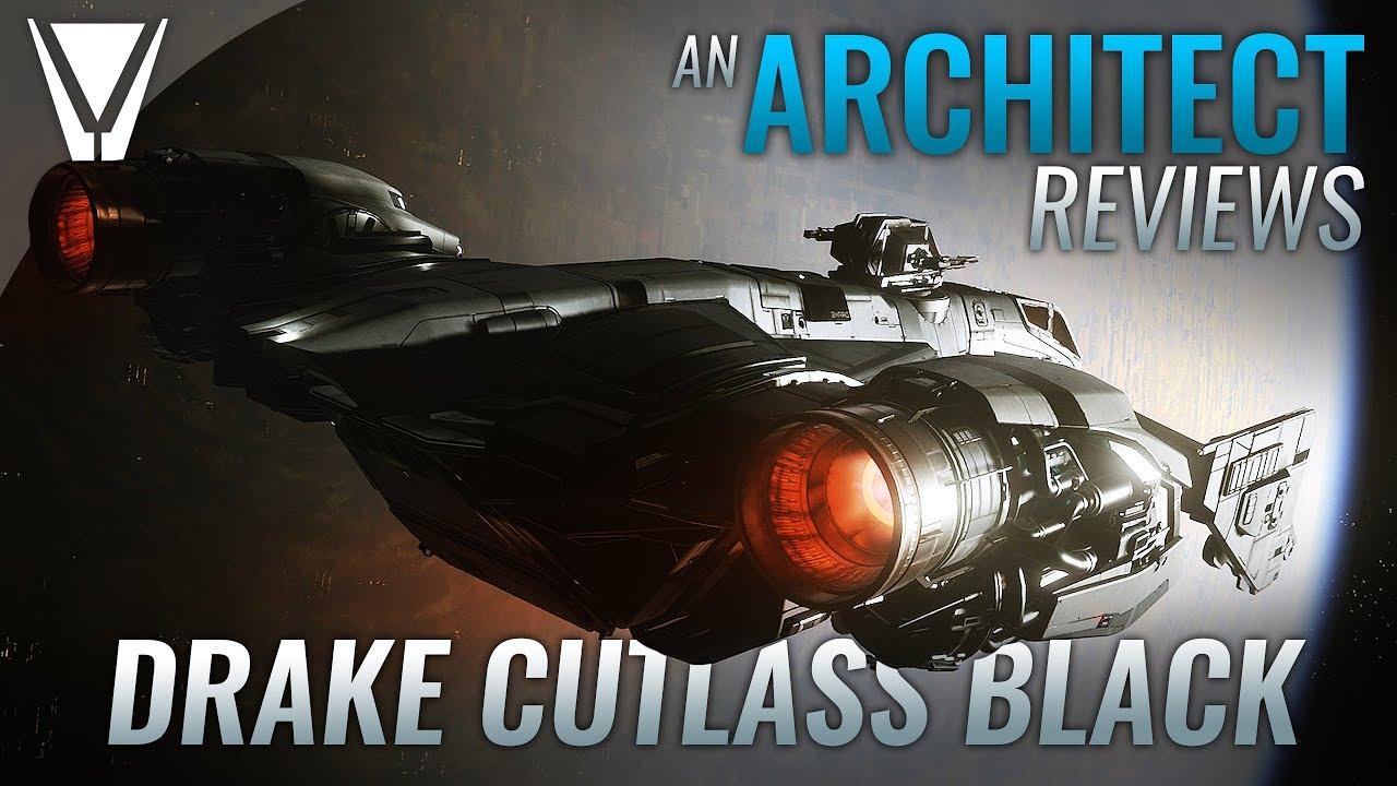 Download An Architect Reviews - Drake Cutlass Black [Star Citizen]