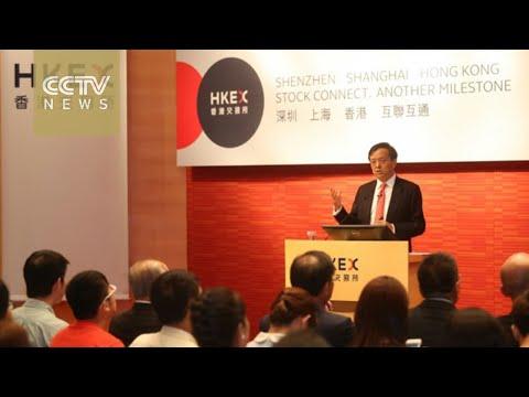 China's State Council approves Shenzhen-HK market linkup