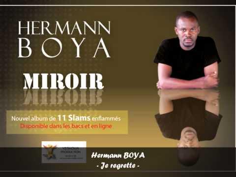 Je regrette de Hermann BOYA