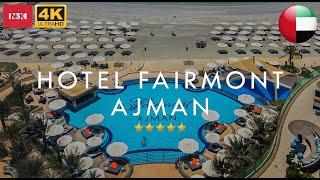 [4K] Hotel Fairmont Ajman [Cinematic Tour] | N3K