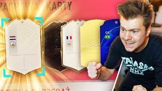 MÓJ NAJWIĘKSZY PACK OPENING!  FIFA 20