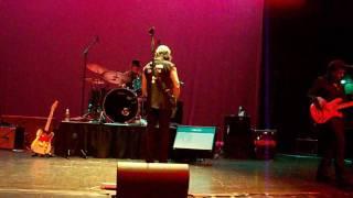 Todd Rundgren Johnson Tiny Demons Newark OH 4/7/2010