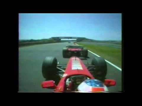 Michael Schumacher Crash 1999 silverstone