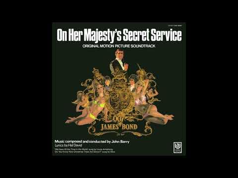 John Barry - Escape from Piz Gloria (On Her Majesty's Secret Service Soundtrack)