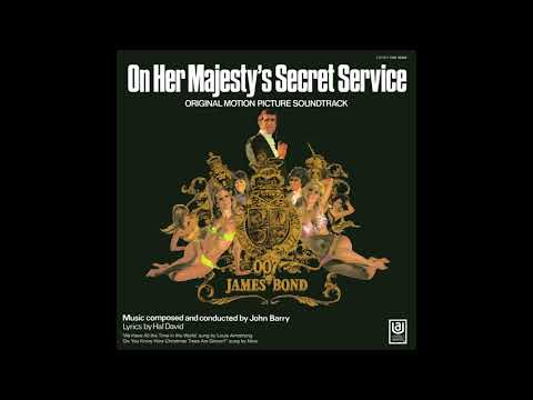 John Barry - Escape from Piz Gloria (On Her Majesty