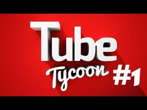 Tube Tycoon #1 Bölüm Heyecan Verici Ejderha ?