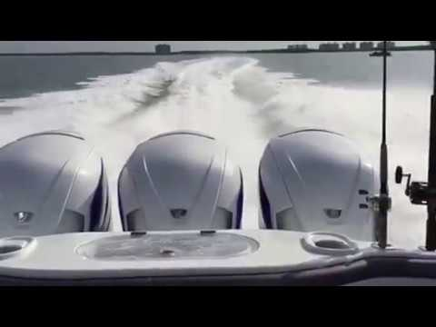 Yellowfin 39CC Triple Seven Marine 627's