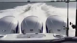 Yellowfin 39CC Triple Seven Marine 627's