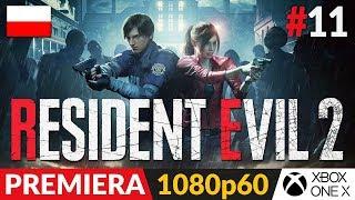 Resident Evil 2 PL - Remake 2019  #11 (odc.11)  Słodka Ada i zgorzkniałe sąsiedztwo
