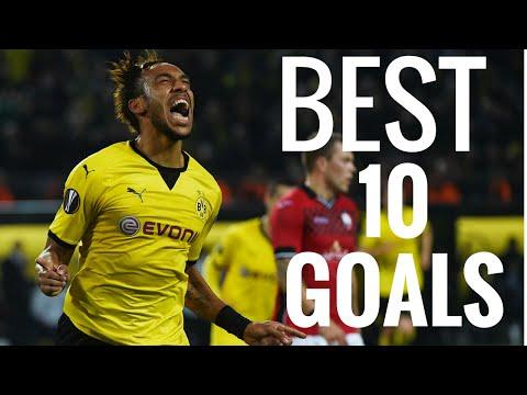 Pierre-Emerick Aubameyang ● Best Goals Season 2015/16