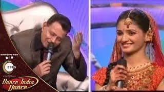 Shakti Mohans BEAUTIFUL Performance - Lux Dance India Dance Season 2