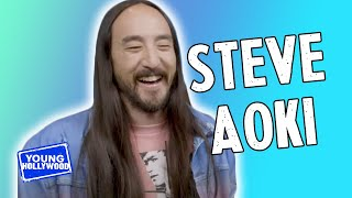 Steve Aoki Reveals His Fave Thing About Working with BTS