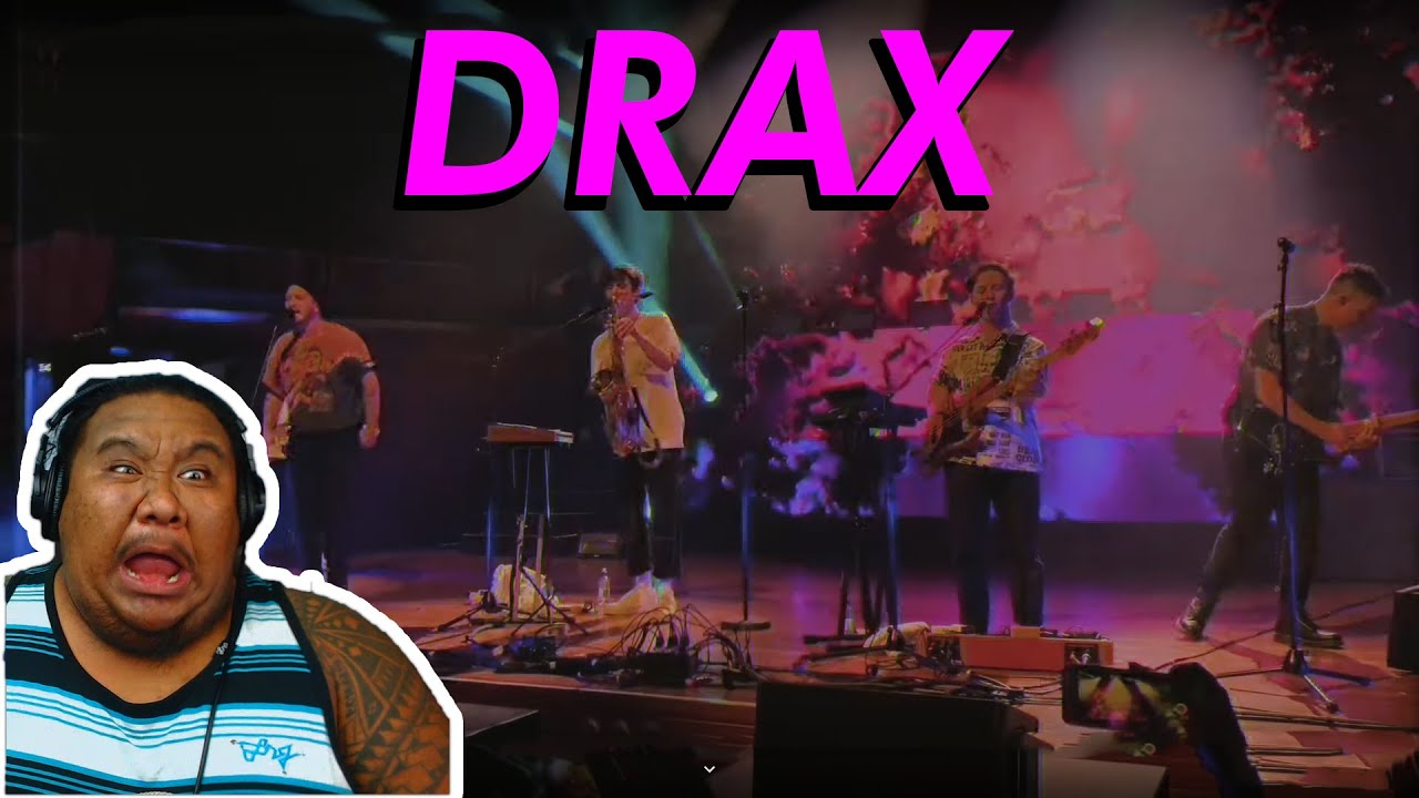 Drax Project Ft Six60 Catching Feelings Live Music Reaction