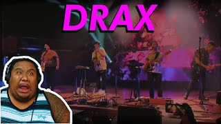 Drax Project Ft. Six60 - Catching Feelings Live [MUSIC REACTION]