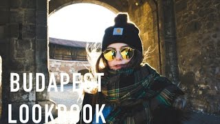 Budapest Lookbook | Sunbeamsjess