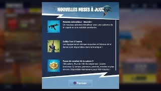 "NEWS BOUTIQUE FORTNITE! NEWS ARME ""SECRET"" - SEE THE COMBAT S-5 PASSE, CDM 🇫🇷 ⭐️⭐️"