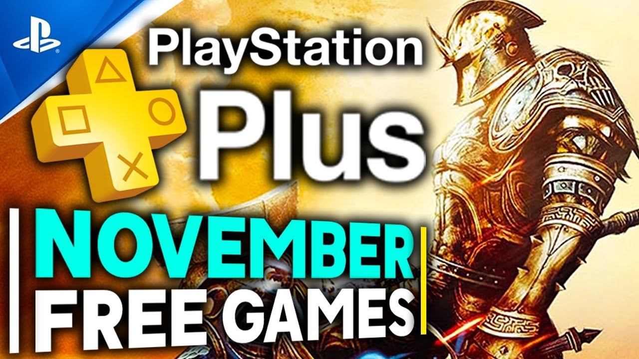 Download PS Plus NOVEMBER 2021 FREE Games LEAKED! EXTRA FREE Games (PlayStation Plus Free Games PS+ 2021)
