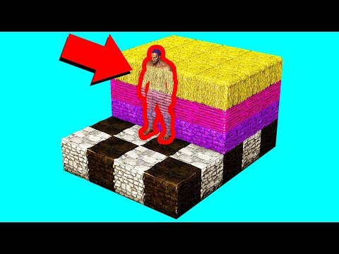 I CAN'T BELIEVE THEY DIDN'T SEE ME! WALL CAMO SKIN! (Ark: Survival Evolved Trolling)