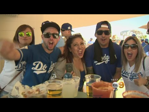 Dodgers Fans Pumped For New Season