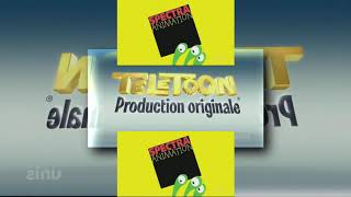 YTPMV Teletoon Production Originale France 2 Spectra Animation Galaxy 7 2008 Scan