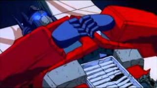 Transformers The Movie  - The Death of Optimus Prime