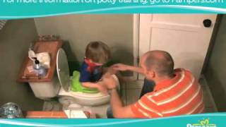 Potty Training Advisors Help Parents with Problems - Video