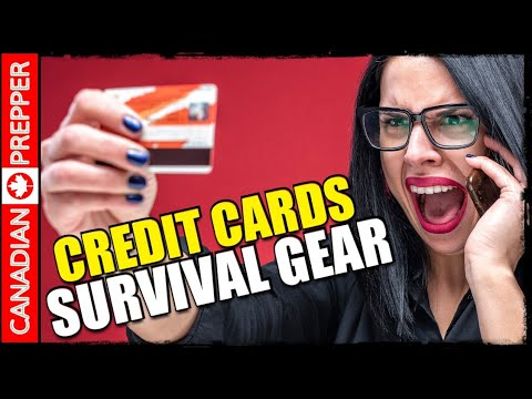 BIG MISTAKE? Credit Card Debt for Survival and Prepping Gear?