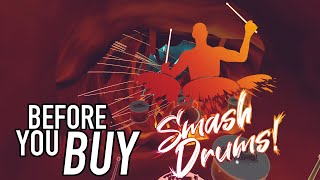 Smash Drums - Before You Buy