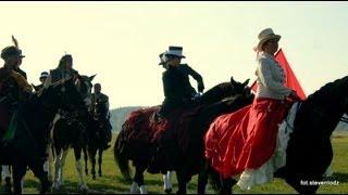 Piękne konie i Amazonki - HUBERTUS - SPAŁA 2012