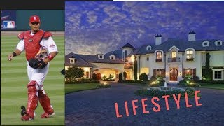 Yadier Molina,Luxurious House Inside View, Lifestyle, Income, Cars,   Family and Biography
