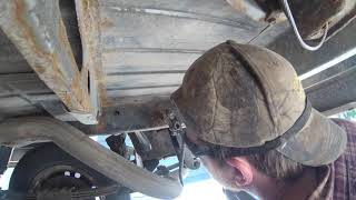 #7  2/3 Inch Body Lift on a Chevy Astro