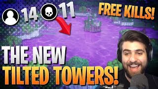 *NEW* Easiest Place To Get Kills (Fortnite Battle Royale)