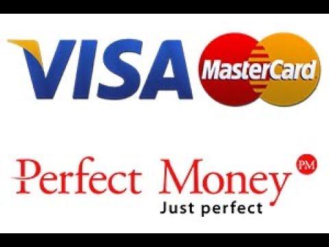 Perfect Money (Перфект Мани): регистрация, вход в кошелек, верификация, пополнение и вывод.