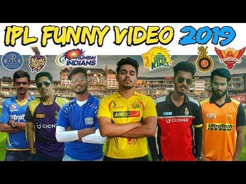 VIVO IPL 2019 | IPL Funny Video | Endgame Ft.Jumanji | TFC