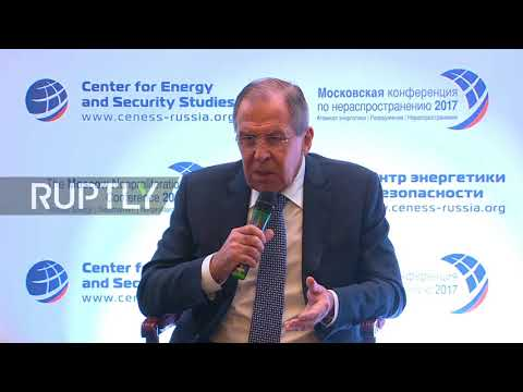 Russia: 'We indicated our readiness to resume dialogue' - Lavrov on Russia-US relations
