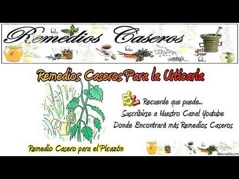 Remedios Caseros para la Urticaria o Picazón, Remedios para Aliviar el Picor ...