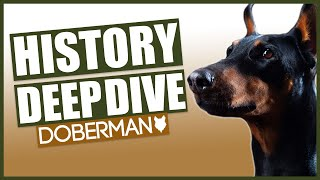 The History of the DOBERMAN