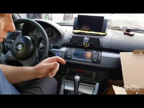 Android Магнитола SEICANE для BMW X5