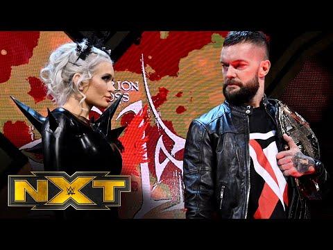 NXT Champion Finn