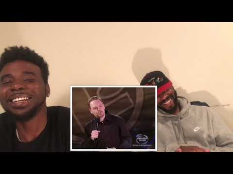 Bill Burr - How You Know The N Word Is Coming Reaction