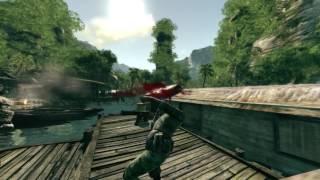 Прохождение Sniper Ghost Warrior: Часть 6 - Много смертей=(