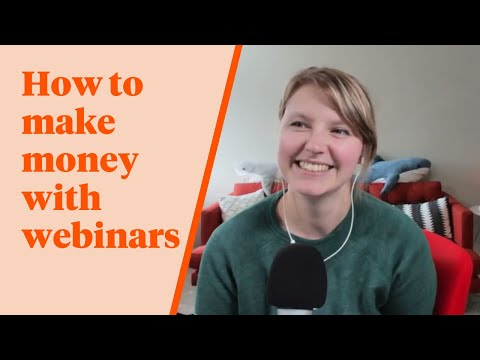 TFS 041: How to Make Money with Webinars