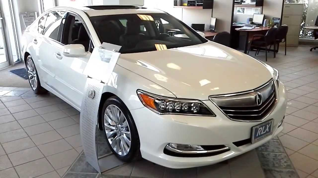 pearl acura in with crystal safety maximum black luxury hybrid awd performance exterior and package advance new rlx sh sport shoreline
