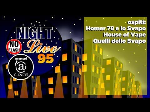 In live Amarcord dello Svapo, homer78, Quelli dello Svapo e House of Vape