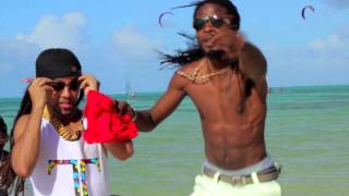 Gyptian ft. Kes The Band - Wet Fete | Behind The Scenes