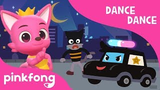 Police Car Song | Car Songs | Dance Dance | Pinkfong Songs for Children