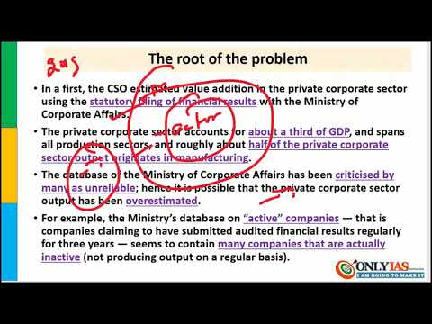what is rebasing of gdp