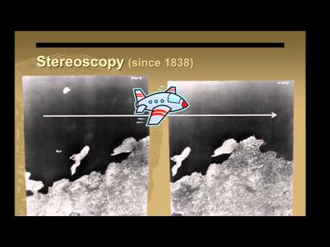 What is a stereoscope?