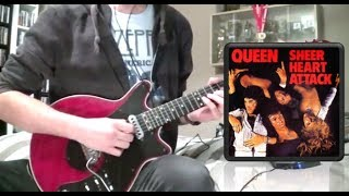 Bring Back that Leroy Brown - Queen/Brian May - Guitar Solo Cover