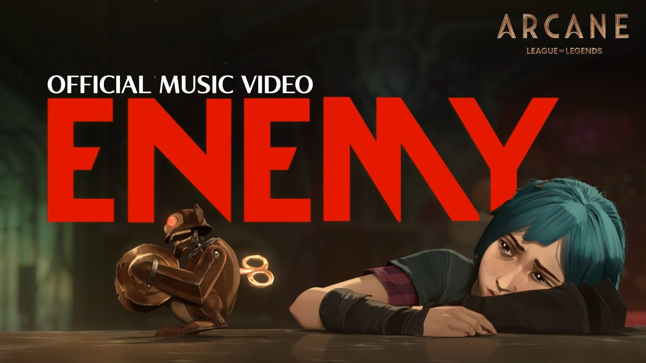 Download Imagine Dragons & JID - Enemy (from the series Arcane League of Legends) | Official Music Video